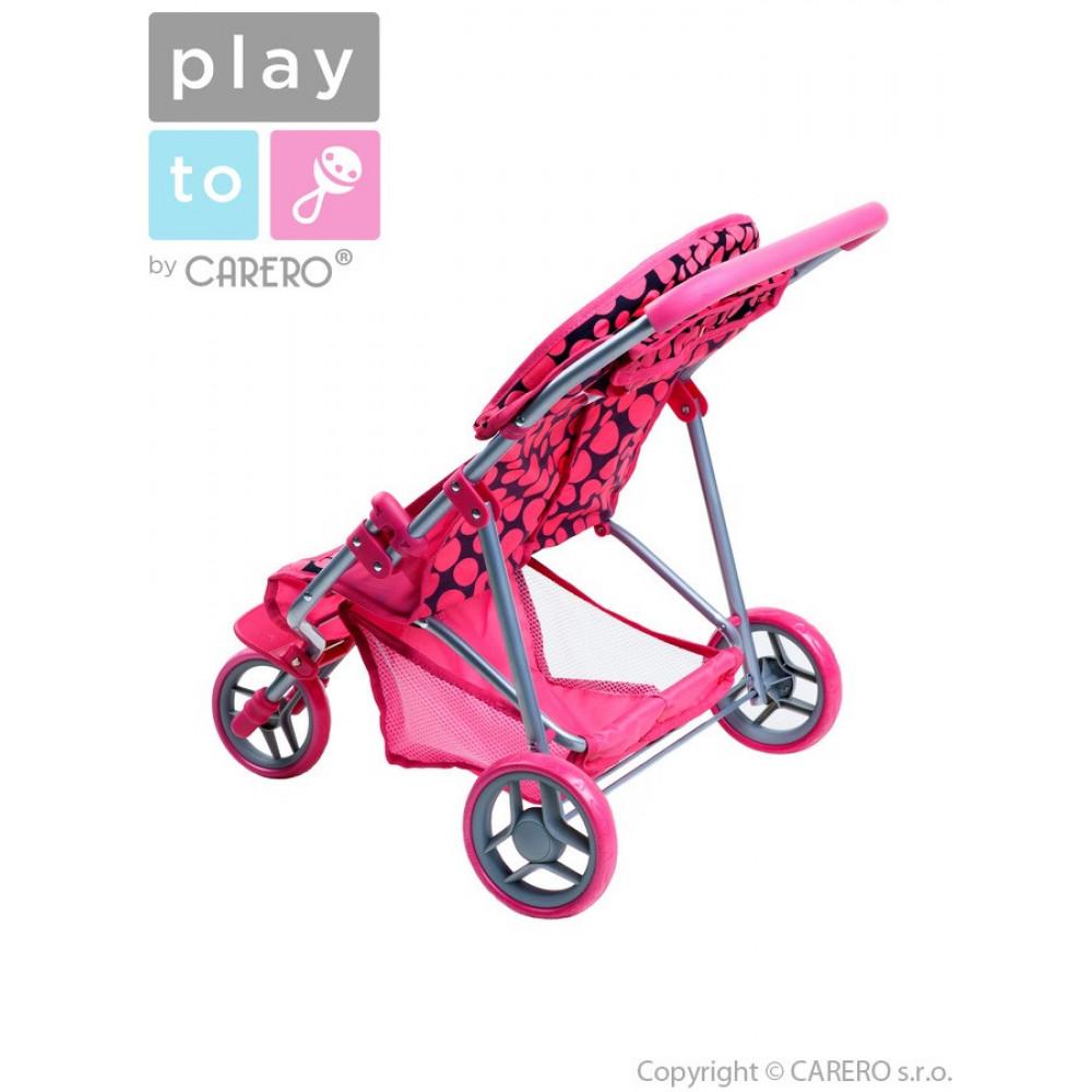 ... PLAY TO Klaudia játék iker sportbabakocsi ... a7edb6fefc