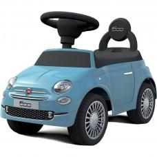 Baby Mix Fiat 500 lábbal hajtós kisautó - kék Előnézet