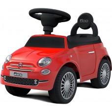 Baby Mix Fiat 500 lábbal hajtós kisautó - piros Előnézet