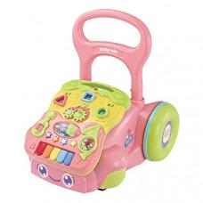 Baby Mix gyermek fejlesztő bébikomp - rózsaszín Előnézet