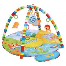 BABY MIX játszószőnyeg Szafari Előnézet