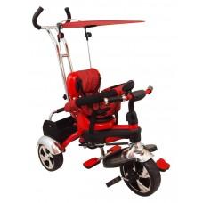 Baby Mix tricikli - Red Előnézet