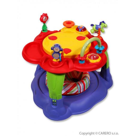 Baby Mix ugráló játék zöld-szürke