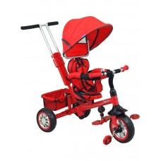 BABY Mix tricikli - piros Előnézet