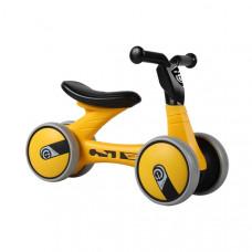 Baby Mix Twist lábbal hajtós kismotor - sárga Előnézet