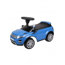 Baby Mix Lábbal hajtós kisautó Range Rover - kék Előnézet