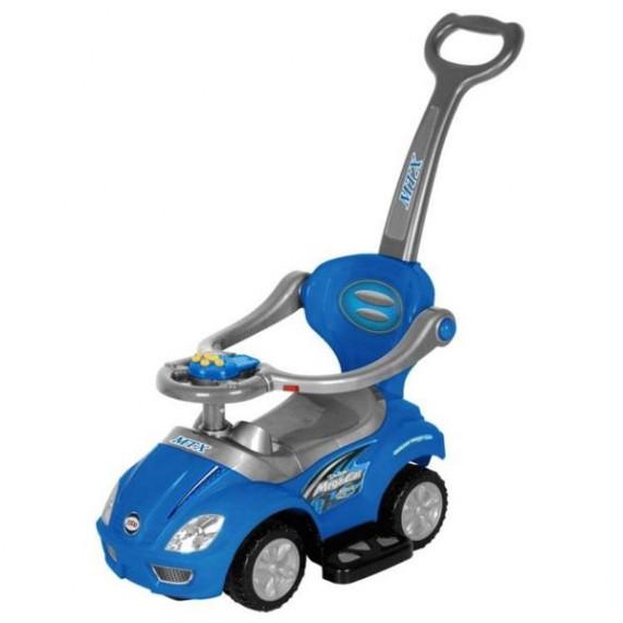 Baby Mix 3 az 1-ben gyerekjármű - kék