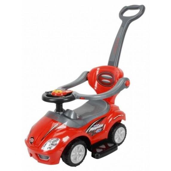Baby Mix 3 az 1-ben gyerekjármű - piros