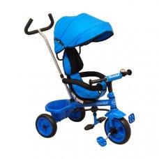 Baby Mix tricikli Ecotrike - kék Előnézet
