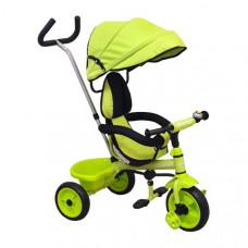 Baby Mix tricikli Ecotrike - zöld Előnézet