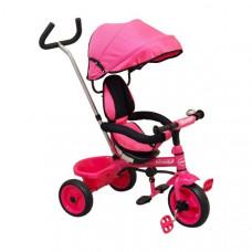 Baby Mix tricikli Ecotrike rózsaszín Előnézet