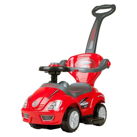 Bayo Mega Car 3 az 1-ben gyerekjármű- piros