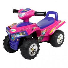 Bayo lábbal hajthatós quad - pink Előnézet