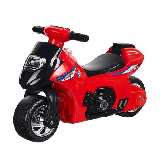 Bayo Moto lábbal hajtós kismotor - piros