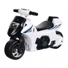 Bayo Moto lábbal hajtós kismotor - fehér Előnézet