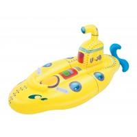 BESTWAY 41098 Felfújható tengeralattjáró 165x86 cm