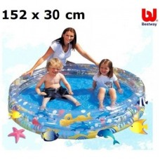 BESTWAY 51004 medence 152 x 30 cm  Előnézet