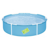 BESTWAY 56283 Splash and Play fémvázas medence 152 x 38 cm