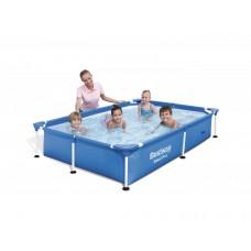 BESTWAY 56401 Steel Pro fémvázas medence 221 x 150 x 43 cm Előnézet