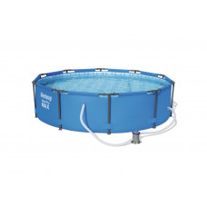 BESTWAY 56408 Steel Pro Max 305x76 cm medence vízforgatóval  Előnézet