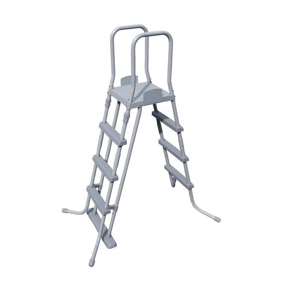 BESTWAY 56452 Power Steel fémvázas medence homokszűrővel 488 x 122 cm
