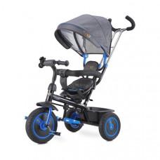 Toyz Buzz tricikli tolókarral - kék Előnézet