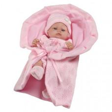 Berbesa Valentina luxus spanyol baba - 28 cm Előnézet
