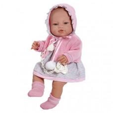 Berbesa Amanda luxus spanyol baba - 43 cm Előnézet