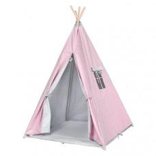 PlayTo Teepee gyerek sátor - rózsaszín Előnézet