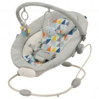 BABY MIX pihenőszék - világos szürke