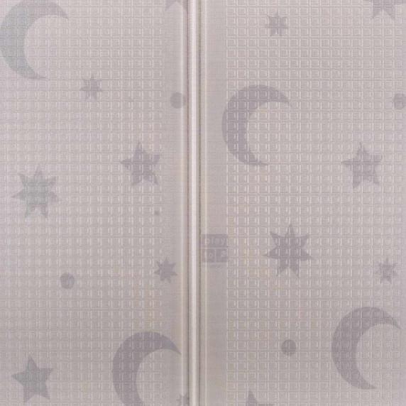 PlayTo multifunkciós habszivacs játszószőnyeg - Éjszaka