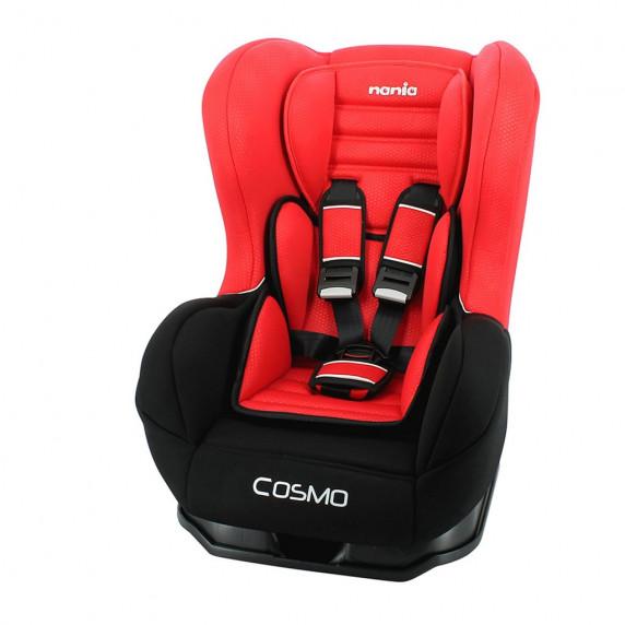 Autósülés Nania Cosmo Sp Luxe 2019 0-18 kg - Piros