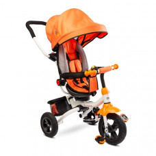 Toyz WROOM tricikli tolókarral - narancssárga Előnézet