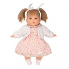 Berbesa Natália beszélő luxus spanyol baba - 40 cm Előnézet
