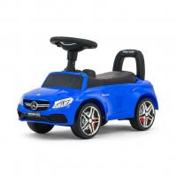 MILLY MALLY Mercedes Benz AMG C63 Coupe Lábbal hajtós kisautó - kék