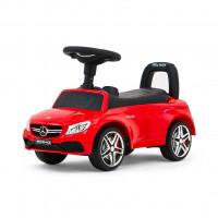 MILLY MALLY Mercedes Benz AMG C63 Coupe Lábbal hajtós kisautó - piros