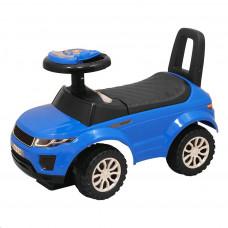 Baby Mix SUV lábbal hajtós kisautó - kék Előnézet