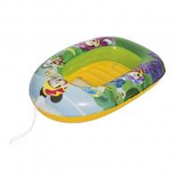 Gyermek felfújható csónak Bestway Mickey Mouse Roadster 102 x 69 cm
