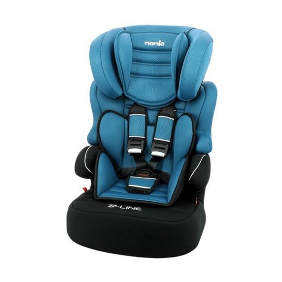 Autósülés Nania Beline Sp Luxe 2019 9-36 kg - kék