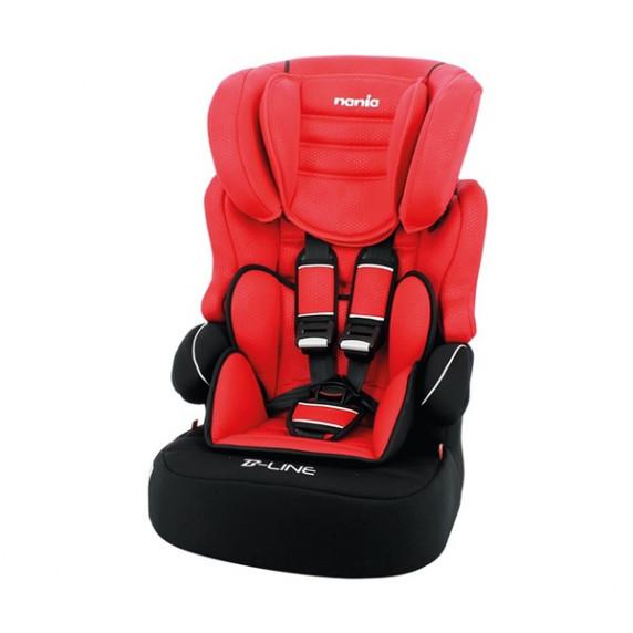 Autósülés Nania Beline Sp Luxe 2019 9-36 kg - piros