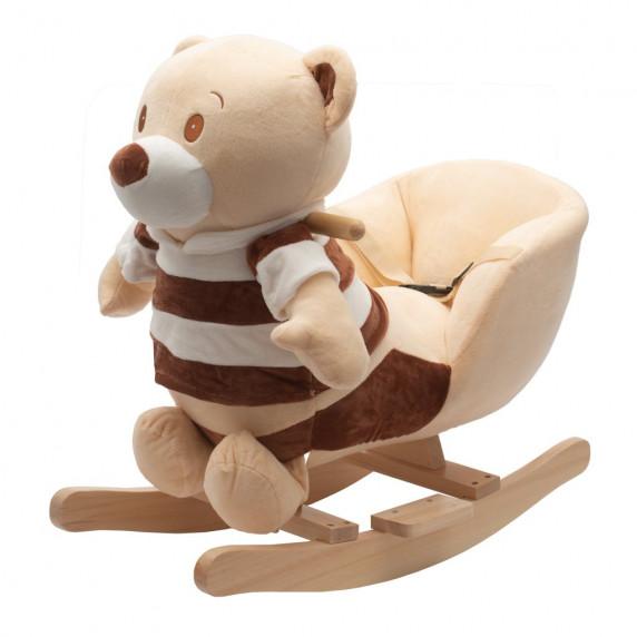Hintafotel PLAY TO - Csíkos medve