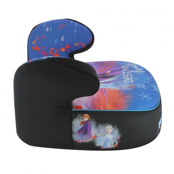 Autósülés ülésmagasító Nania Disney Luxe Jégvarázs II Frozen 15-36 kg