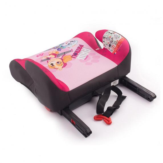 Ülésmagasító 22-36 kg Nania Topo ISOFIX 2020 - Mancs őrjárat rózsaszín