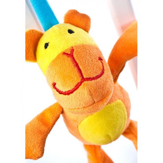 Spirálos plüss játék Sensillo tigris