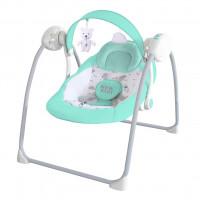Elektromos babahinta NEW BABY TEDDY - menta