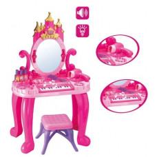 BAYO fésülködő asztal székkel és zongorával + 13 kiegészítő Előnézet