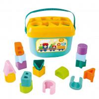 Formabedobós játék BAYO Baby's First Blocks