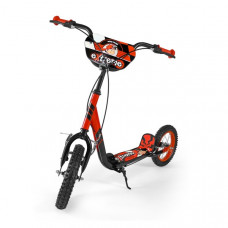 Milli Mally Scooter Extrema roller - piros Előnézet