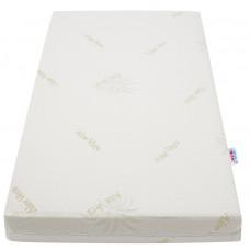 Kétoldalas gyerek matrac New Baby ALASKA Aloe vera 120x60x10