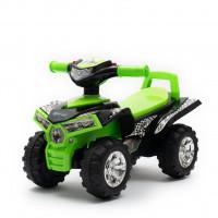Lábbal hajthatós quad Baby Mix - zöld